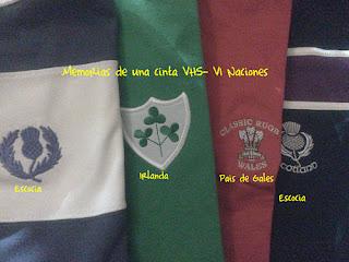 VI Naciones, rugby,