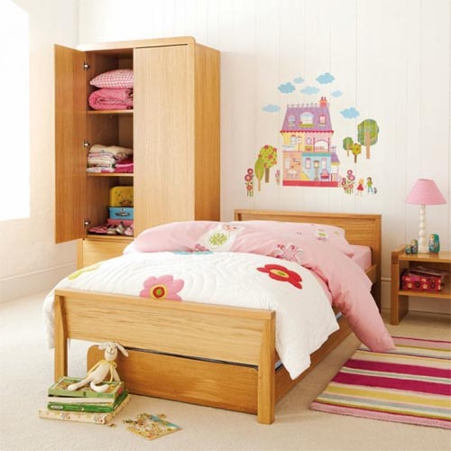 ideas on kids bedroom decor to jazz up children space home design
