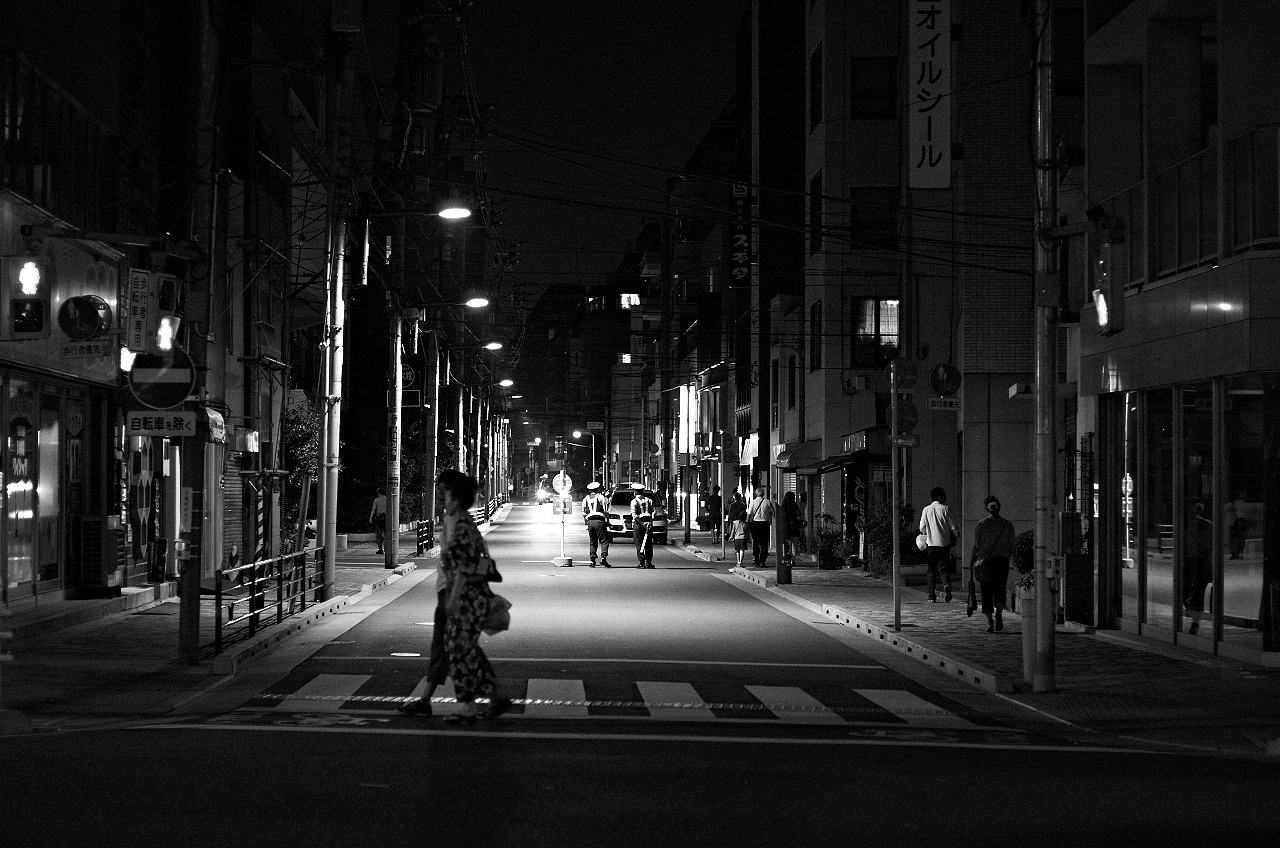 Shinjuku Mad - Evolve into nothing 06