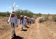 Migrant Trail Walk exposes crimes against humanity in US