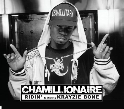 Chamillionaire & Krayzie Bone - Ridin' - Single [iTunes Plus AAC M4A] Tunesbin.com