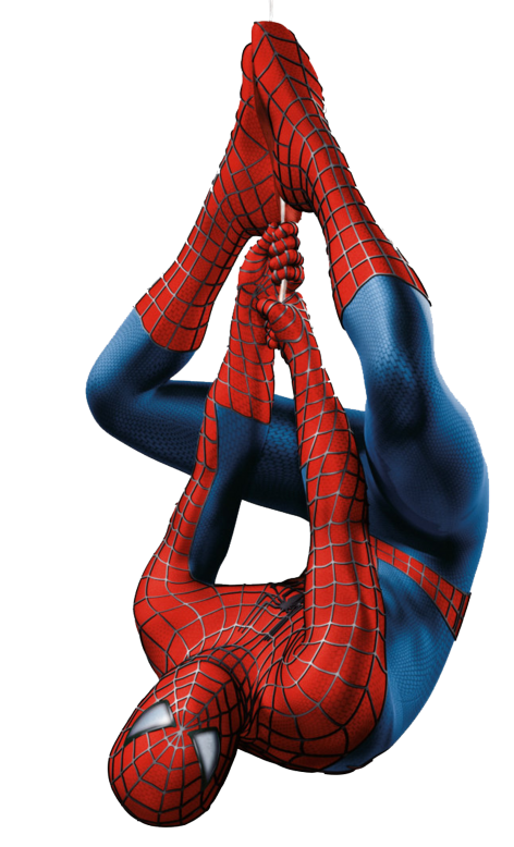 3d spider man transparent - photo #29