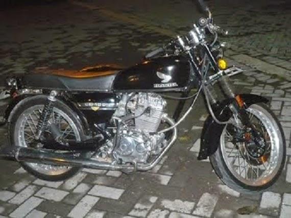 Modifikasi Honda CB 100 dan CB 150 Terbaru