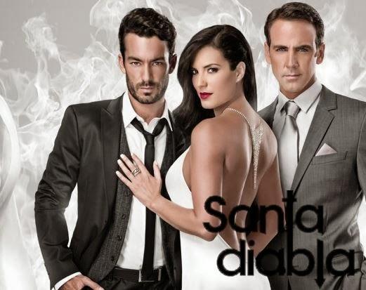 la telenovela de telemundo santa diabla protagonizada por áaron díaz ...