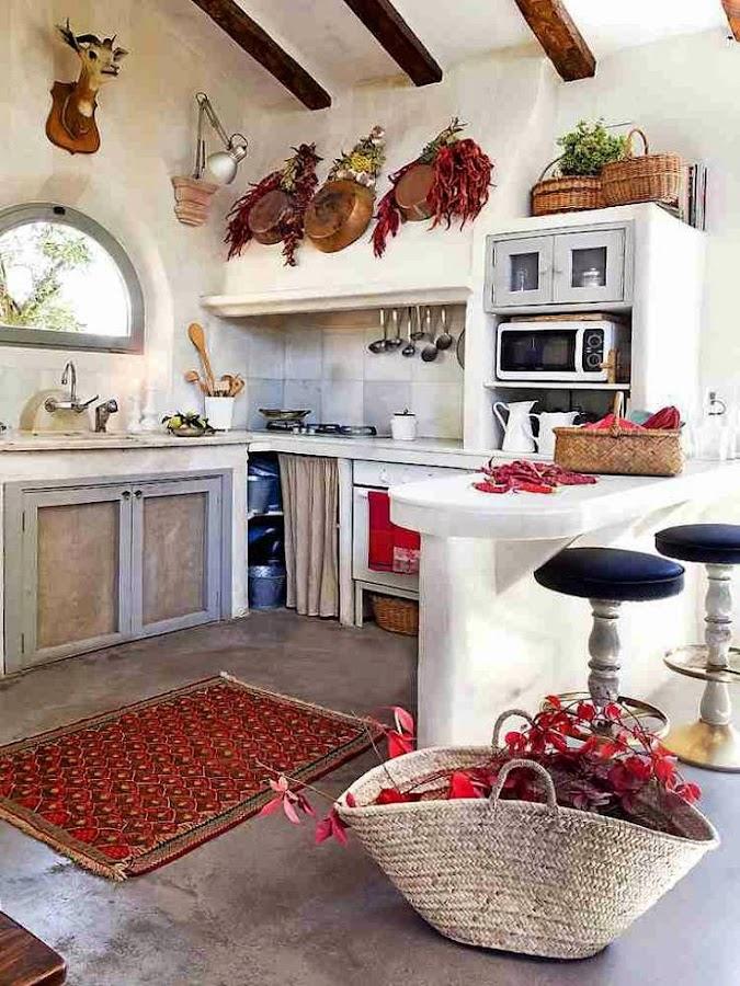 Cocinas vintage - Decoracion cocina vintage ...