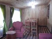 cabaña 4 interior
