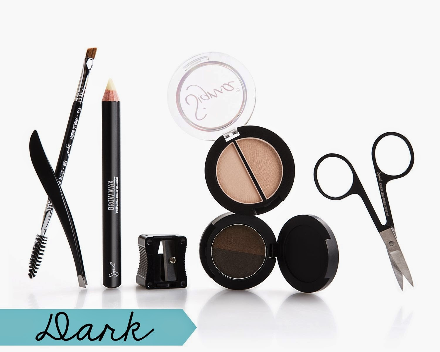 Sigma Brow Expert Kit in Dark — A Modern Mrs.