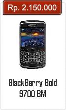 Spesifikasi Dan Harga BlackBerry Bold 9700