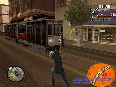 Cheat pedestrian riot di San Fierro
