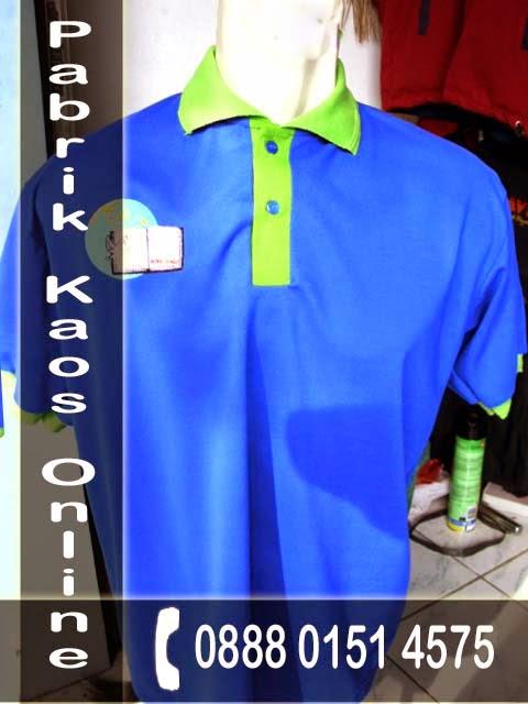 Kaos Berkerah, Grosir Kaos Berkerah Murah, Pabrik Kaos Polo, Pusat Kaos Surabaya