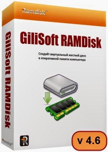 Download Gilisoft RAMDisk Full,Giải phóng RAM tăng hiệu suất hệ thống