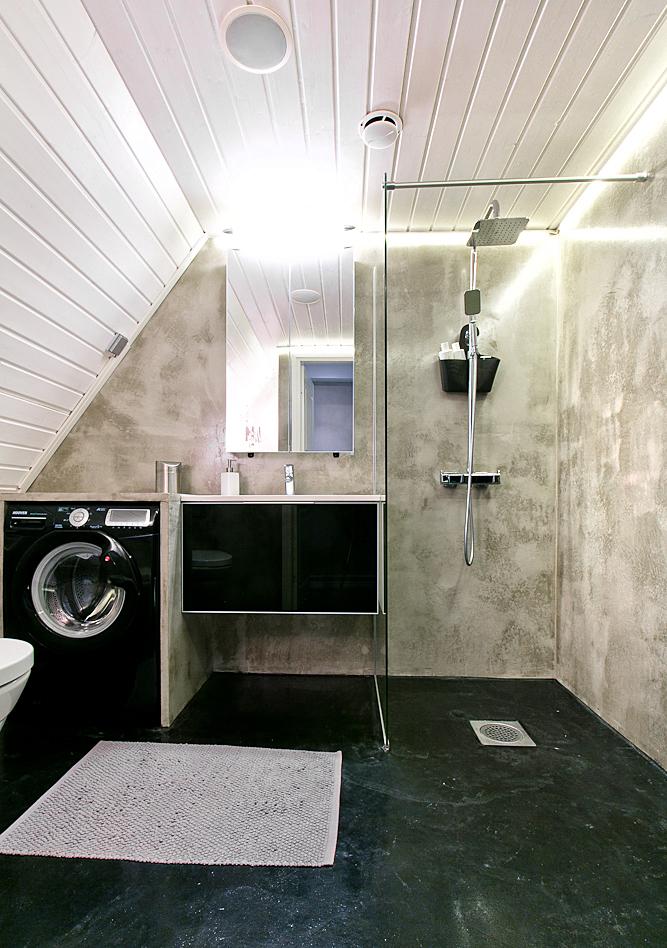 Maali kylpyhuoneeseen