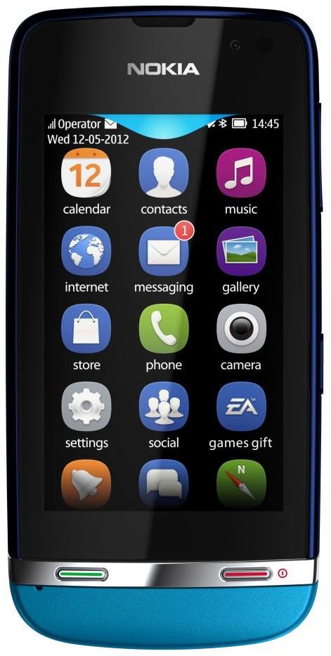 manual user guide nokia unveils 3 new models asha 305 asha 306 rh manualguidea blogspot com Nokia 3110 Nokia 3110