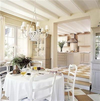 estilo rustico casa tradicional rustica en espana. Black Bedroom Furniture Sets. Home Design Ideas