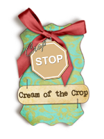 "My Card was The ""Cream of the Crop"" at Crop Stop"