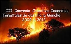 III CONVENIO COLECTIVO TRABAJADORES/AS INCENDIOS FORESTALES DE CLM