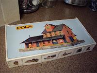 Pola Freight Station box