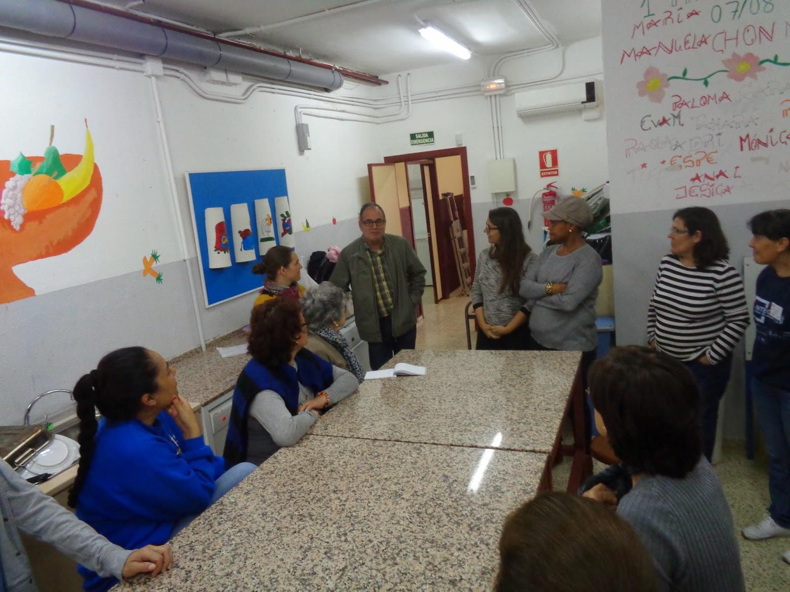 Taller COCINAS DEL MUNDO ~ Proceso Comunitario Intercultural