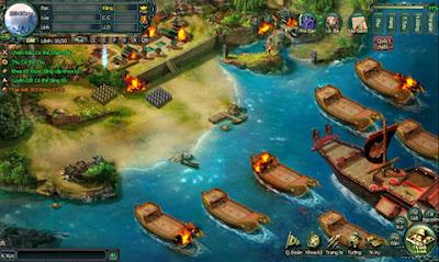 Câu chuyện của game chiến thuật Ngọa Long được bắt đầu từ cuối thời Đông Hán
