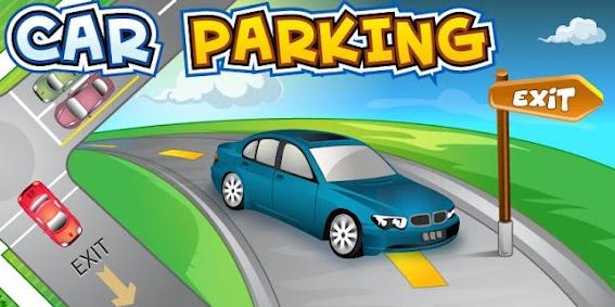 Violet Car Parking Games