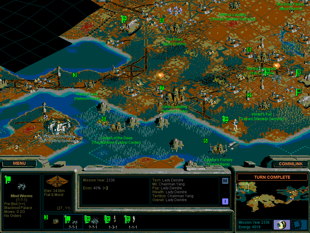 Sid Meier's Alpha Centauri Game - Free Download Full ...