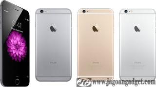 Smartphone tercanggih saat ini iPhone 6S
