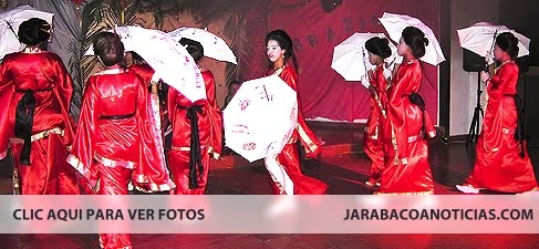 Carnaval Jarabacoa 2012