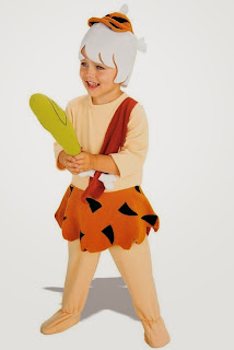 The Flintstones Bamm-Bamm Toddler / Child Costume