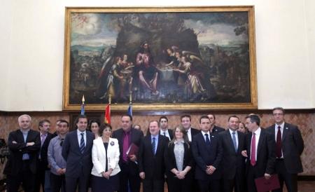 Font de Mora: 'El Pacto de El Puig es un documento abierto para mejorar la educación'