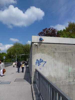 Installation, Streetart, Urbanart