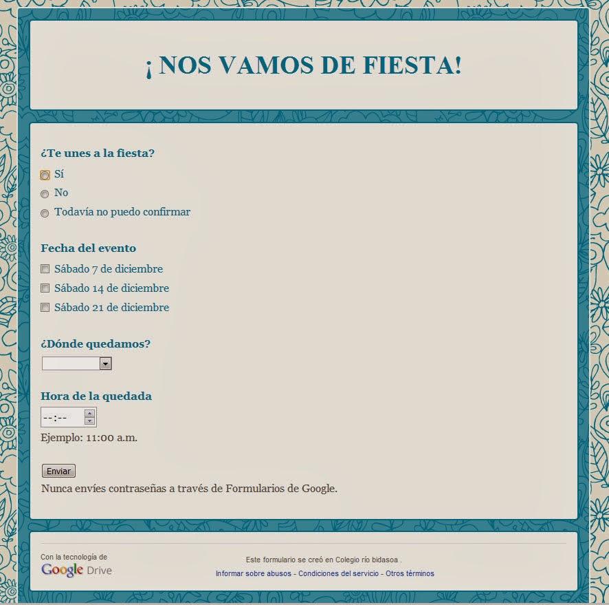 https://docs.google.com/a/riobidasoa.es/forms/d/1C7Xqwhhz8UBKDFS7ExoWx8IO30xmyAgQr4A-M60Wu6Y/viewform