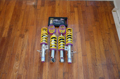 Subaru BRZ Suspension Shocks KW Variant 3s Coilovers