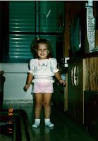 היו ימים. הייתי קטנה וחמודה
