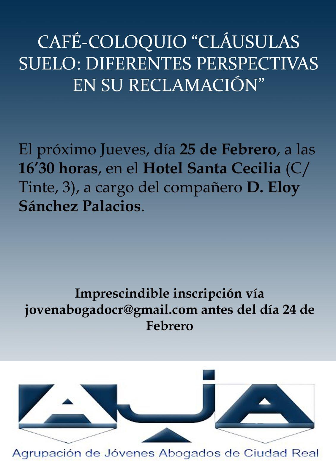 agrupaci n de j venes abogados de ciudad real febrero 2016