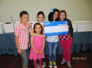 Parabéns aos alunos do 4º ano de Lagoa e Paradela