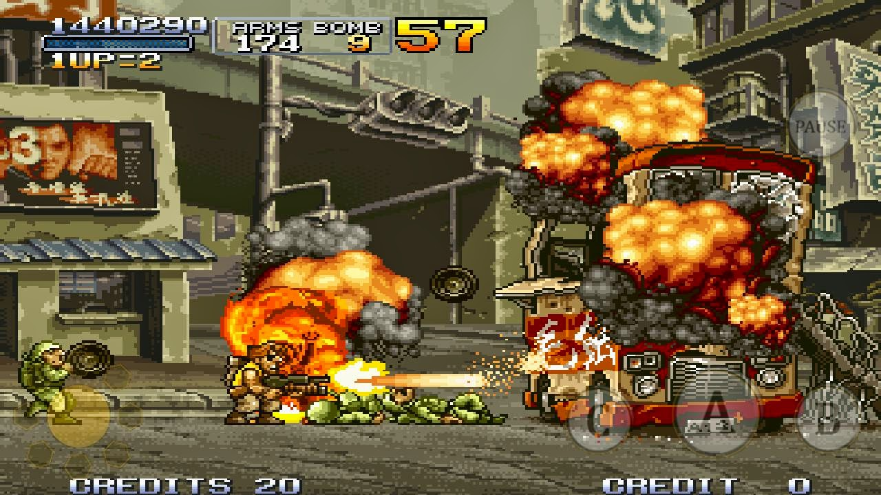 Metal Slug X Free Download