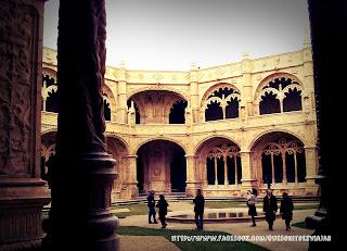 Lisboa Monasterio de los Jerónimos