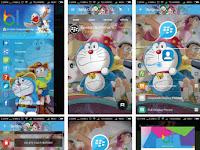 BBM MOD Whatsapp Doraemon v2.11.0.16