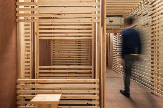 Podio taat el teatro como arquitectura y la arquitectura for Horemans interieur