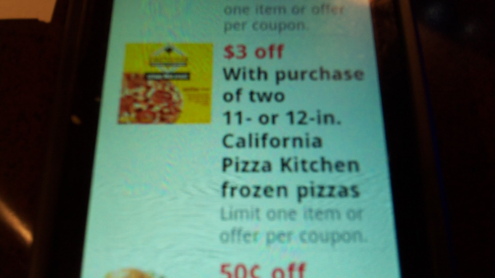 Ending 12/31 – Grab this deal…California Pizza Kitchen + FREE San ...