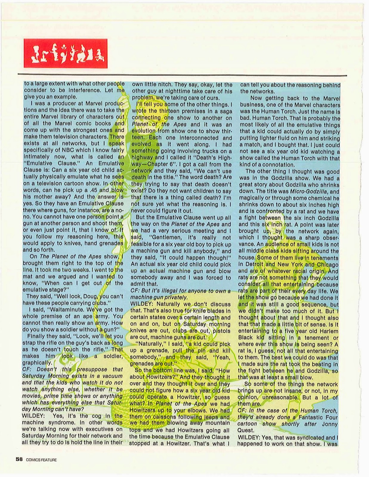 1984 feature article Have you read a great article on how 2017 looks a lot like 1984 share it with us  on facebook or twitter and we'll pass it on.