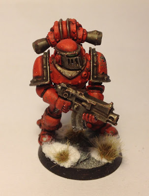 Pre-Heresy Blood Angel