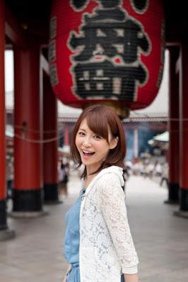 天氣姊姊 日本氣象主播 石田紗英子