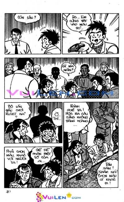 Jindodinho - Đường Dẫn Đến Khung Thành III Tập 57 page 39 Congtruyen24h