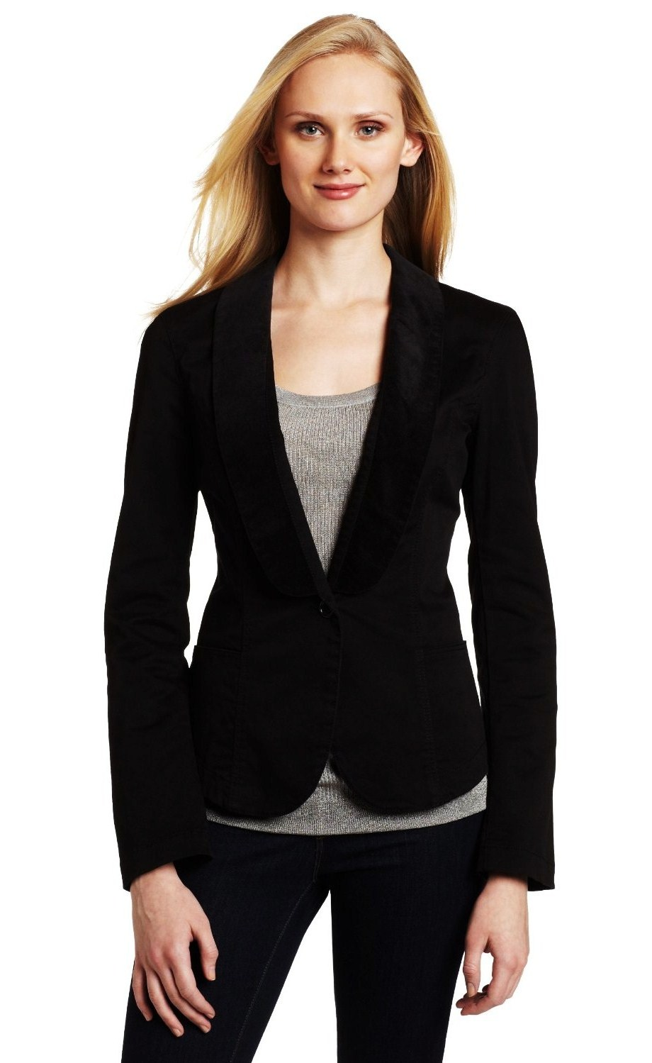 Free Shipping and Free Returns on FRAME Velvet Blazer at distrib-ah3euse9.tk FRAME's navy cotton-blend velvet single-button blazer is fashioned with convertible .