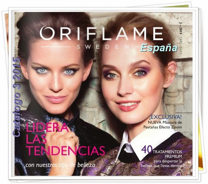 Oriflame Catalogo 3 2015
