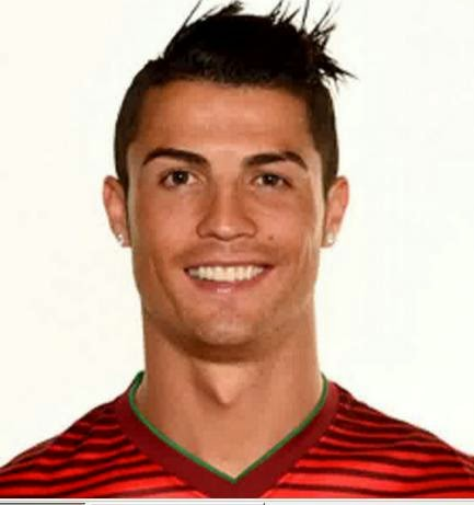 New Hair Style BEST HAIRSTYLE IN WORLD CUP - New hairstyle cristiano ronaldo 2014