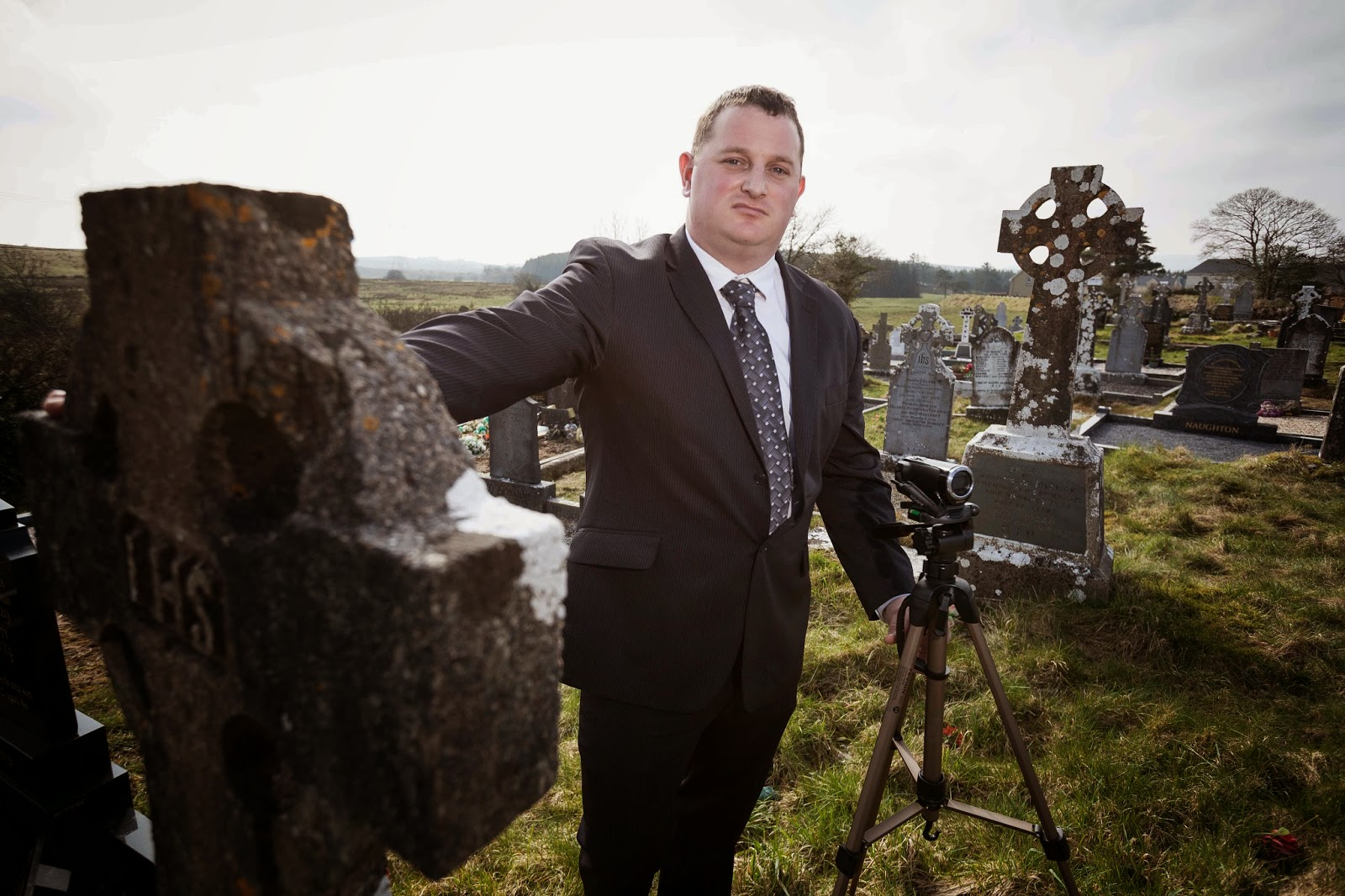 Irish Funerals go Live