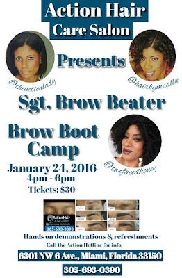 Sgt. Brow Beater Boot Camp