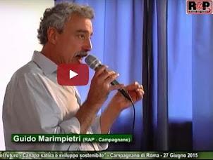 Seminario del 27/06/2015 sulla Canapa Sativa a Campagnano di Roma